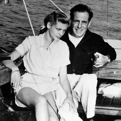 Summer time begins now reel hollywood legends for Lauren bacall married to humphrey bogart
